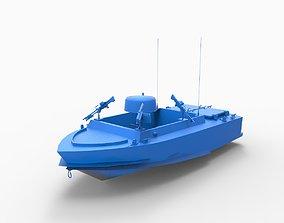 Battleship mod4 3D printable model