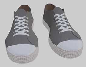 3D PBR sneakers