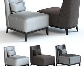 The Sofa and Chair Co - Lisbon Armchair 3D model