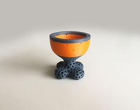 3D print model Voronoi Norman-Vase 1