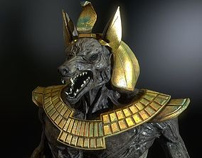 Anubis model game-ready