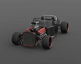 RAT ROD 3D model