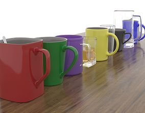 3d Cups x10