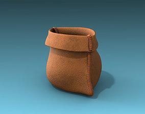 Stylized Sack 3D asset
