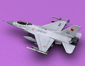 3D F-16 RBAF