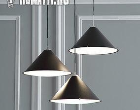 3D model render-store Romatti Tom Dixon Cone Light Larg