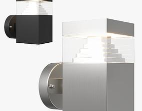 37761x Raggio Lightstar LED street lamp 3D