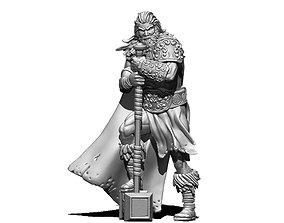 Viking jarl - Jorund 35mm scale - 3D print