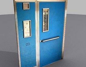 3D Door 27 metal