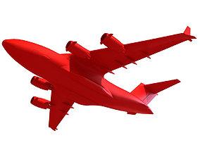 Printable C-17 Aircraft 3D