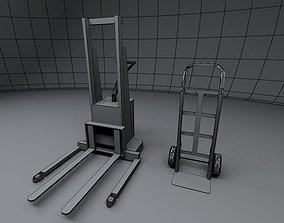 realtime Free 3d Pallet Truck