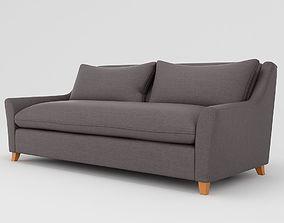 3 seaters sofa 3D model