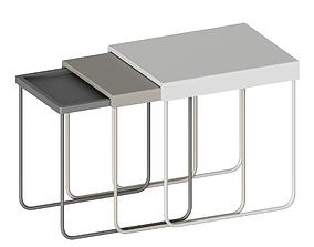 3D model Ikea Table GRANBODA