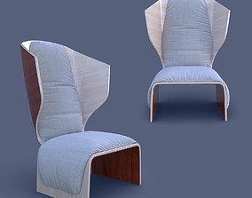 3D CASSINA Gender Armchair