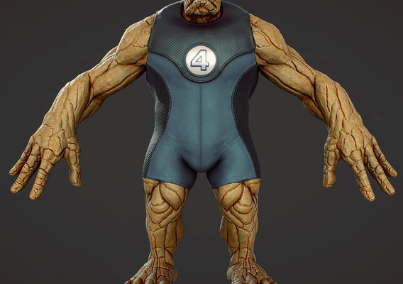 The Thing Fantastic 4