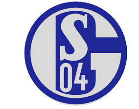 3D printable model Schalke 04 Wall Sign