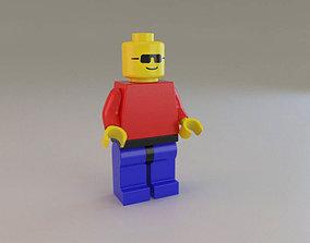 3D 3d LEGO Figure