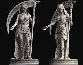 Bella Muerte 3D print model