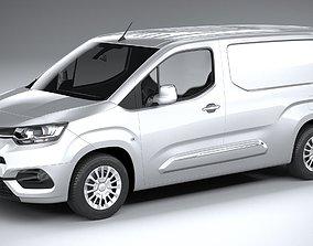 3D Toyota ProAce City Van Long 2020