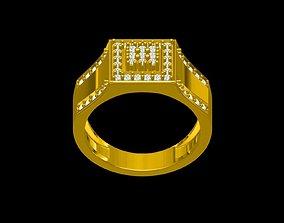 Indian Jewellery Design 3D printable model diamond