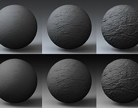 Displacement Landscape Shader 068 3D
