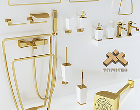 3D model Gessi - Mimi collection