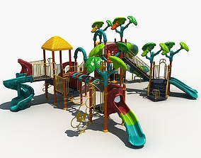 3D Amusement Park 10