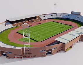 3D model Olympic Stadium Amsterdam - Netherlands