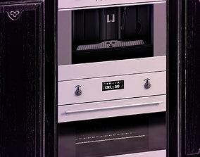Oven kofe machine SMEG 3D