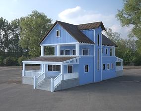 3D House 04