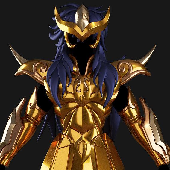 Scorpion Saint Seiya W.I.P