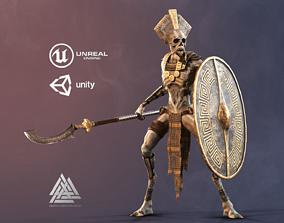 3D model Ancient Undead Guard