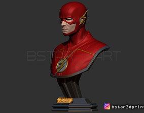 3D print model art The Flash Bust