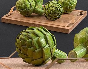 3D Artichokes