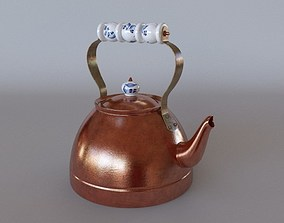 teapot 3D