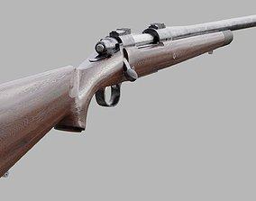 Remington 700 CDL 3D model