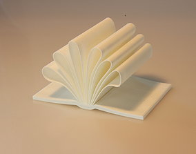 The book of doc 3D printable model