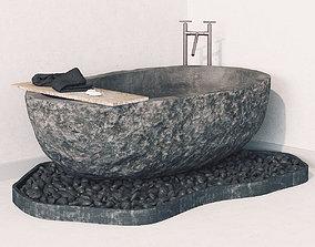 3D Bath stone