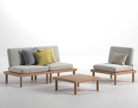 3D Viridis Outdoor Furniture