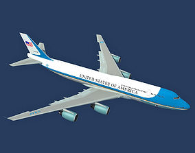 Boeing Air Force One VC-25 3D