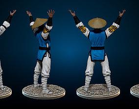 3D print model Mortal Kombat 2- Raiden
