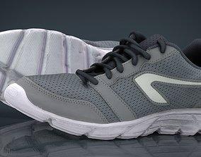 run 3D model Sneakers
