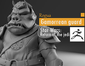 3D print model Rogua - Gamorrean guard - Star Wars 3