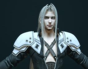 Sephiroth - Final Fantasy 7 Remake 3D model