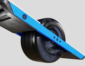 3D model One Wheel