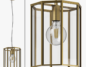 798111 Genni Lightstar Chandelier 3D model