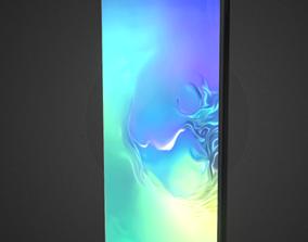 galaxy Samsung GALAXY S10 PLUS 3D