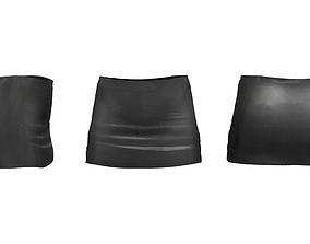 3D model Mini Skirt