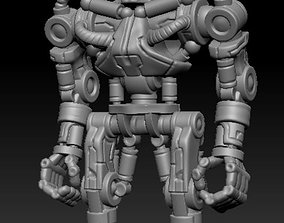 3D printable model Toy warrior