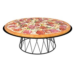 3D Pizza 1